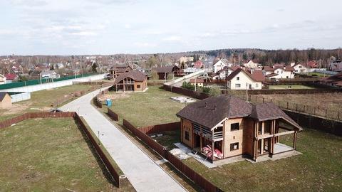 Дом в коттеджном поселке «Якиманский залив».