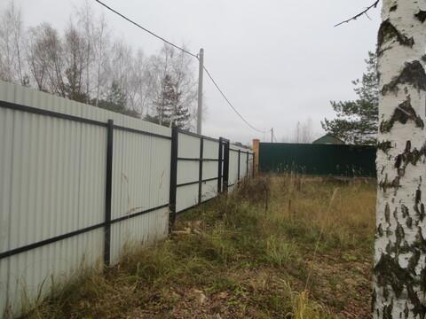 Участок 6.6 сот. ЛПХ в д. Дашковка Серпуховской район М/о.