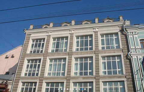 Офисное здание целиком, 1 236 кв. м. ул. Сретенка