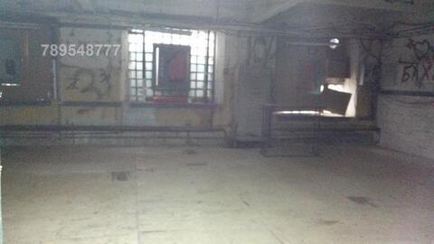 Теплый склад, потолки 2,6 м