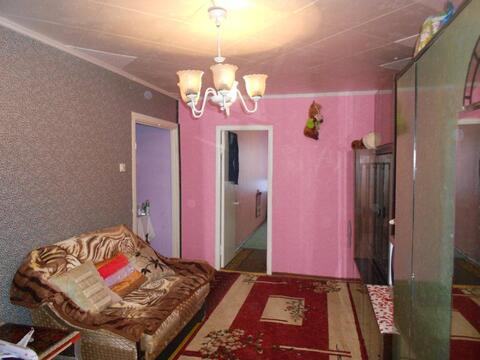 Двухкомнатная квартира в посёлке Сокольниково, Можайский район.