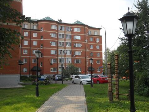 Зеленый камерный квартал Новой Москвы