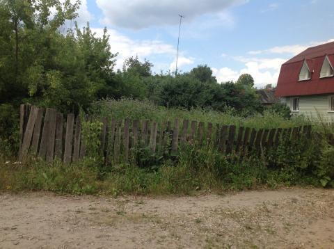 Земельный участок 5,5 соток г. Чехов