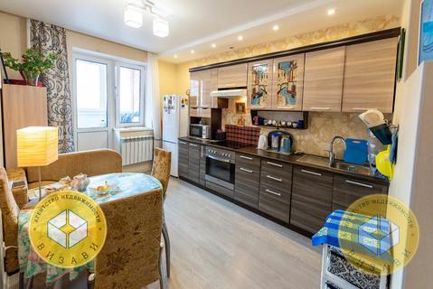 2к квартира 52,2 кв.м. Звенигород, мкр Супонево 11, ремонт, кухня