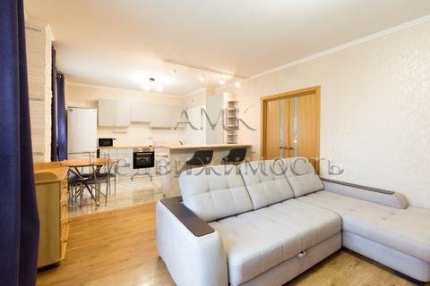 3-комнатная квартира в современном доме