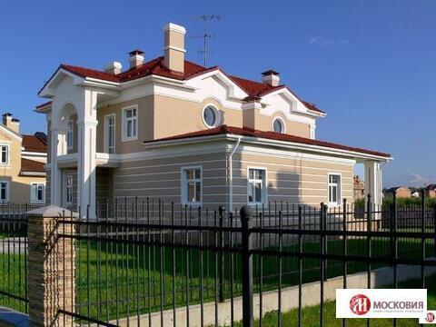 Коттедж в европейском стиле 241,6 м2, 32 км по Киевскому ш.