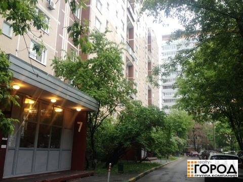 Продажа 2-х комнатной квартиры м. Кузьминки