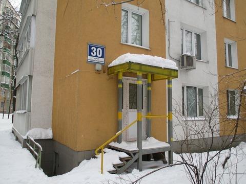 Москва, ул.Федора Полетаева, д.30 псн