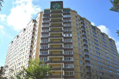 """3-комнатная квартира, 77 кв.м., в ЖК """"Зеленый город"""""""