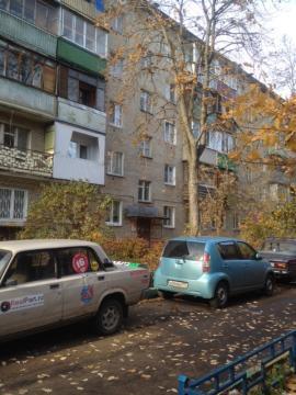 Двухкомнатная квартира в Красково