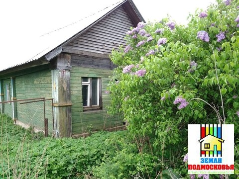 Дом 34 кв.м. на участке 6 соток в с. Покровское, Дмитровского района