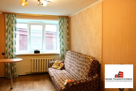 Двухкомнатная квартира в селе Колычево