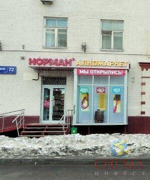 Варшавское шоссе 72 - сетевой алкомаркет норман - 9 лет окупаемость!