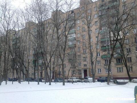 Москва, 2-х комнатная квартира, ул. Паршина д.25 к1, 8500000 руб.