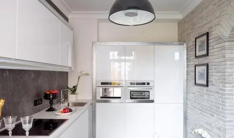 Продаётся элитная 3-х комнатная квартира с дизайнерским ремонтом.