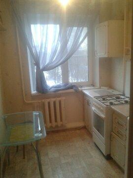 1-комнатная квартира с мебелью и техникой