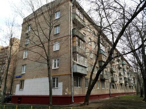 Двухкомнатная квартира метро Преображенская площадь
