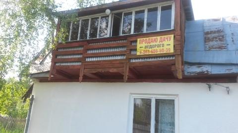 Теплый кирпичный двух этажный дом, Московская область, деревня А
