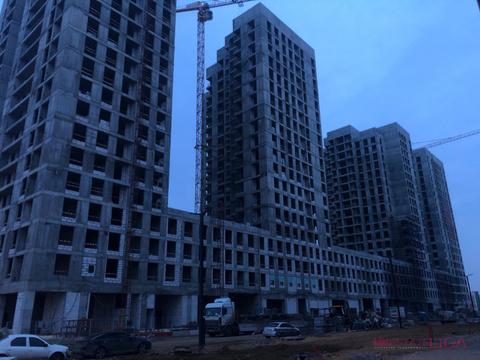 """1-комнатная квартира, 40 кв.м., в ЖК """"ЗИЛАРТ"""""""