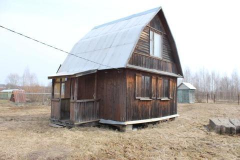 В деревне Шваново продается участок с домом