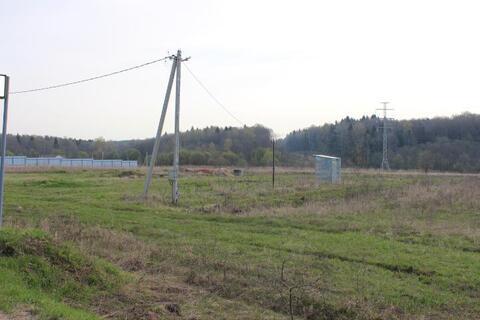 Участок в поселке Спутник, Можайского Муниципального района