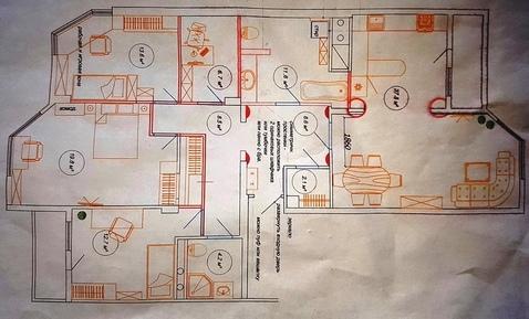 Продам 4-х комнатную квартиру 132 кв.м. в Москве мкрн. Родники, д. 9