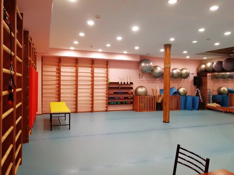 Фитнес, йога, танцы