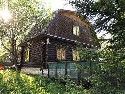 Продается благоустроенная дача на красивом участке в обжитом СНТ Пупки