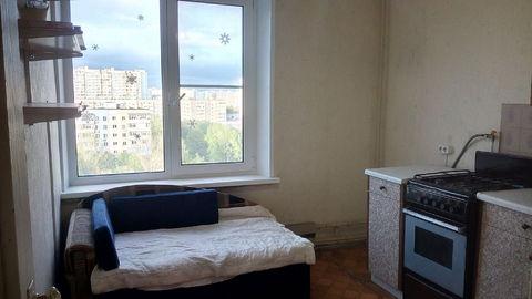 Продается 1 комнатная квартира в Бирюлево