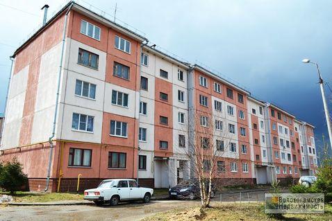 1к квартира улучшенной планировки в центре Волоколамска