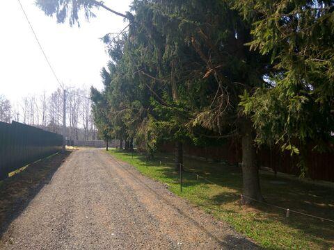 Земельный участок 14 соток в деревне Кстинино Пушкинском районе