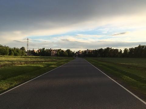 Земля общественно-делового назначения в оживленной части Рублевки