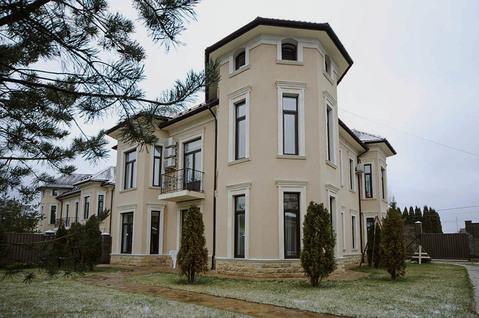 "Коттедж ""под ключ"" Рублево-Успенское ш. 8км"
