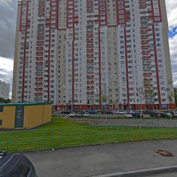 """1-комнатная квартира, 53 кв.м., в ЖК """"Левобережный"""""""