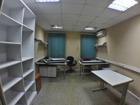 Офис на шесть рабочих мест в центре, 33 кв.м.