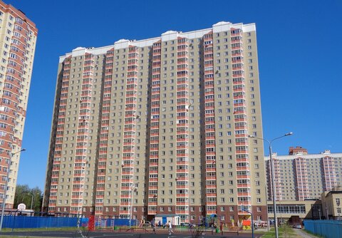 2-комнатная квартира, 64 кв.м., в ЖК «Алексеевская роща»
