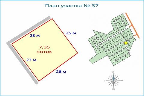 Участок 7,3 соток в новом кп, ипотека, 10 км от ЗЕЛАО г. Москвы