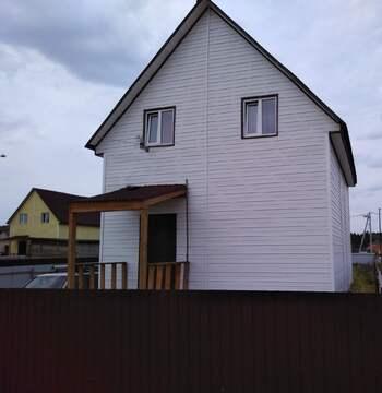 Купить дом из бруса в Одинцовском районе с. Сидоровское