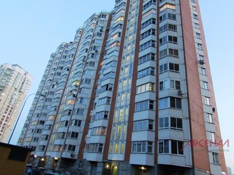 Продажа 1-к-ой квартиры. Москва, ул. Льва Яшина дом 1.