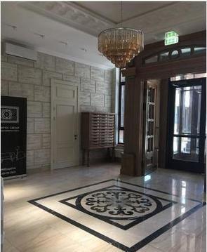"1-комнатная квартира, 52 кв.м., в ЖК ""Дом на Рогожском валу"""