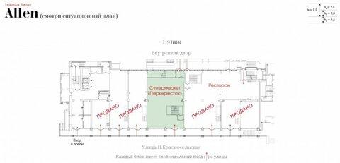 Продажа торгового помещения, Нижняя Красносельская