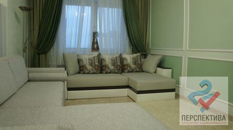 Продаётся 2-комнатная квартира общей площадью 55,5 кв.м.