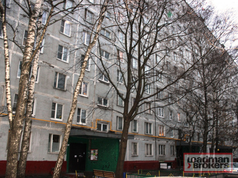 Продажа квартиры, м. Пражская, Булатниковский проезд