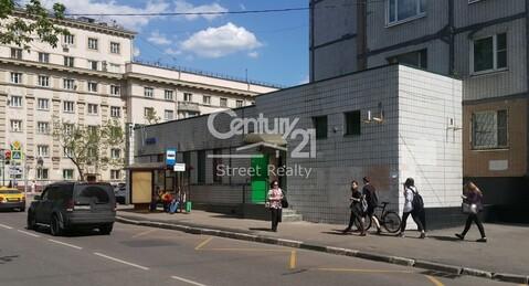 Аренда торгового помещения, м. Белорусская, Расковой пер.