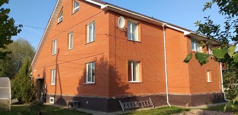 Дом в Чехове есть баня и гараж, отопление газ