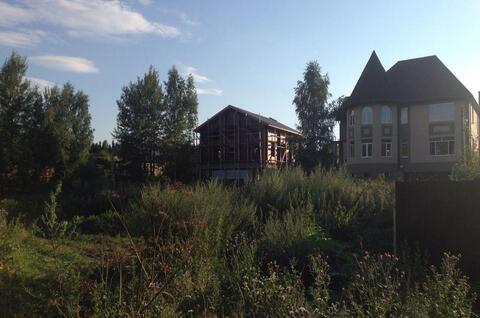 Земельный участок 6 сот (по факту 10) в Н.Москве д. Раево