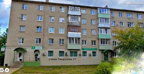 Рошаль, 1-но комнатная квартира, ул. Свердлова д.17, 870000 руб.