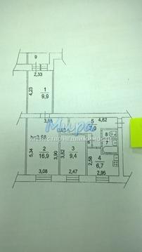 Люберцы, 3-х комнатная квартира, ул. 3-е Почтовое отделение д.31, 5650000 руб.