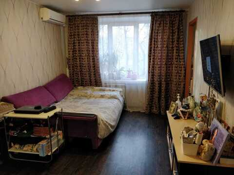 1-я Квартира ул. Плющева 12к2
