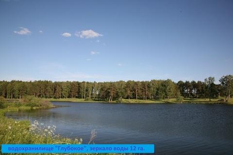 Участок земли 30 соток рядом озеро в с. Ивановское, Ступинский район